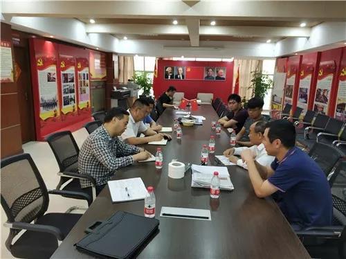 温州泵阀工程研究院赴迦南科技、石化阀门开展主题教育调研活