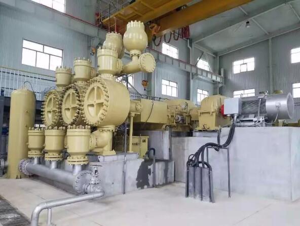 重庆水泵中标近4000万尾矿管道输送隔膜泵项目
