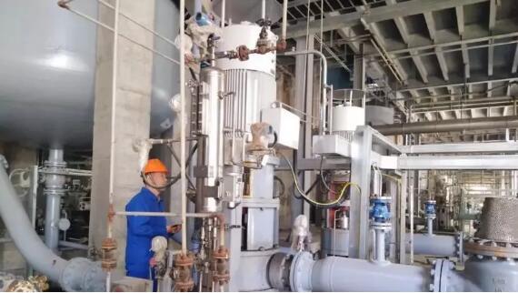 安特威助力浙石化4000万吨炼化一体化项目煤焦制氢装置多喷嘴气化炉投料成功!