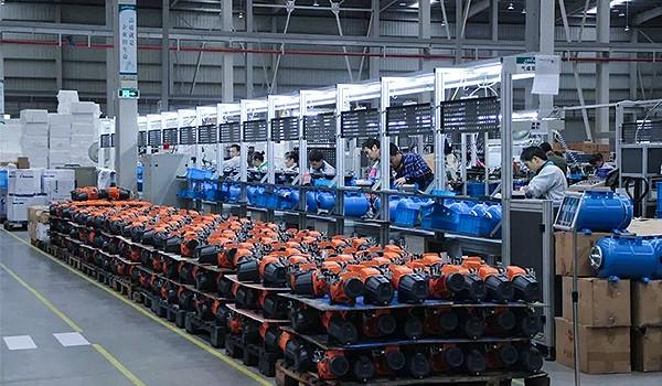 """加速泵与电机产业""""蝶变"""""""